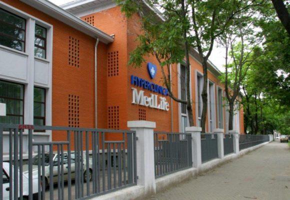 Spitalul Clinic Medlife Calea Grivitei