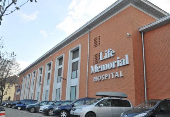 LIFE MEMORIAL HOSPITAL,Strada Calea Grivitei nr 365